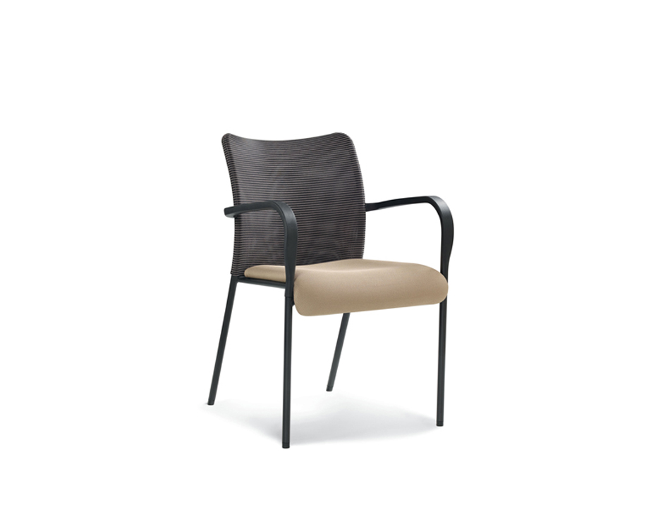 Team Up Guest Chair Green Office Furnishings New And