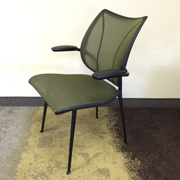 Humanscale Mesh Black Liberty Side Chair Green Office – Liberty Side Chair