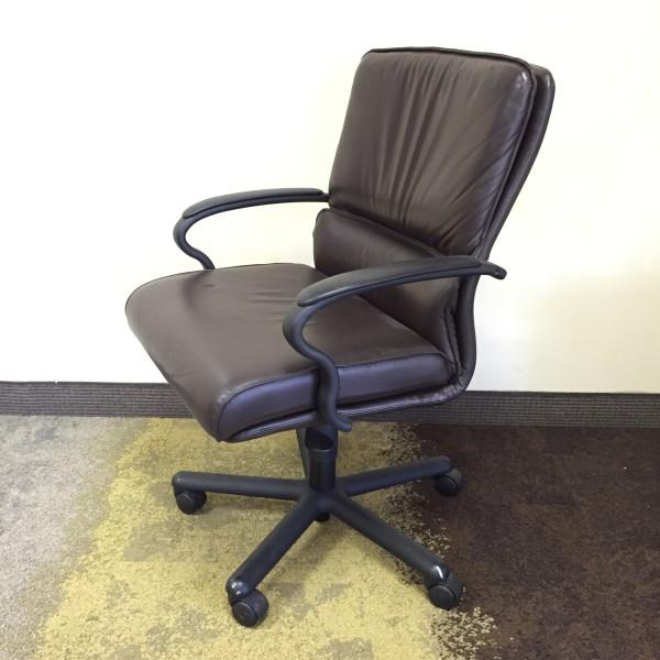 Brayton U2013 Leather Executive Office Chair